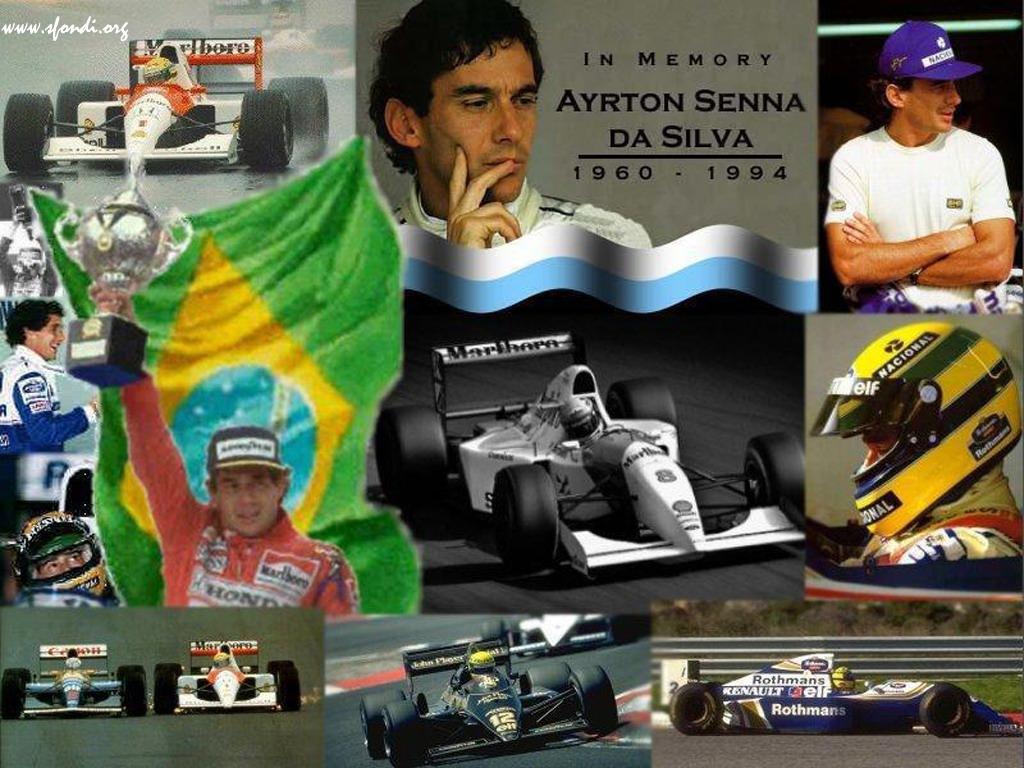 Magic Senna F1 En Estado Puro
