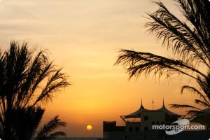 Formula 1 Grand Prix, Bahrain, Thursday