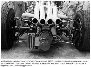 1966 Historia de la fórmula 1