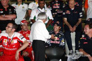 Formula 1 Grand Prix, Abu Dhabi, Friday