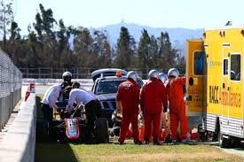 Accidente alonso