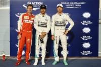 Hamilton sacó el martillo; Sainz brilló y Alonso por fin sonríe