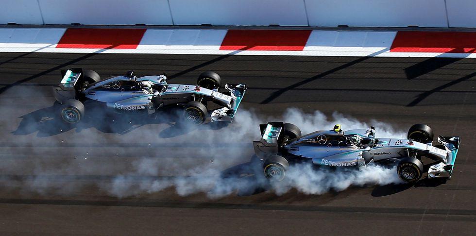 Resultado de imagen de adelantamientos Fórmula 1