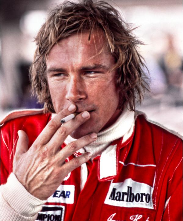 Homenaje De Freddie Hunt A James Hunt V 237 Deo F1 En