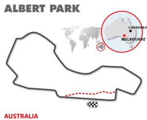 ALBERT PARK-AUSTRALIA 1.1