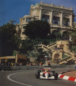 Senna First GP Monaco 1987[1]