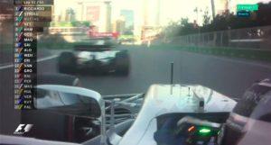 Gran Premio de Fórmula 1 Azerbaiyán Bakú / Resultados final de carrera