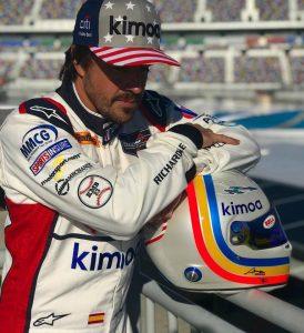 Debút de Fernando Alonso en Daytona con buenas sensaciones