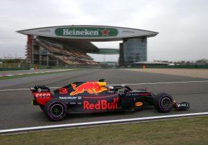 Entrenamientos libres del Gran Premio de Fórmula 1 China 2018 / Crónica