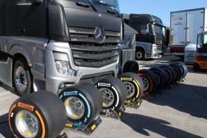Calendario oficial de test Pirelli con ruedas de 18 pulgadas para la Fórmula 1 de 2021