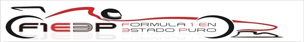 F1 en estado puro