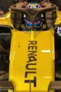 El regreso de Fernando Alonso a la Fórmula 1 hoy se hace oficial subido a lomos del Renault RS20 / Vídeos