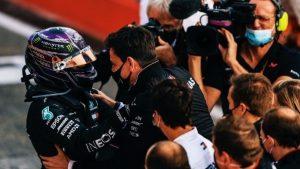 Hamilton y su posible adiós a la Fórmula 1