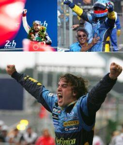 Fernando Alonso agranda su leyenda siendo el primer piloto en proclamarse campeón de F1 y del WEC