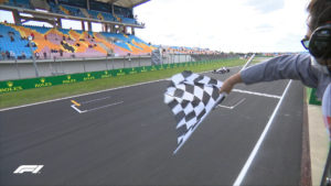 Entrenamientos libres 2 Gran Premio de Fórmula 1 Turquia circuito de Istambul / Crónica